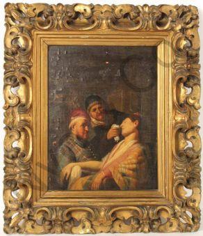 ציור המיוחס לרמברנדט הצעיר