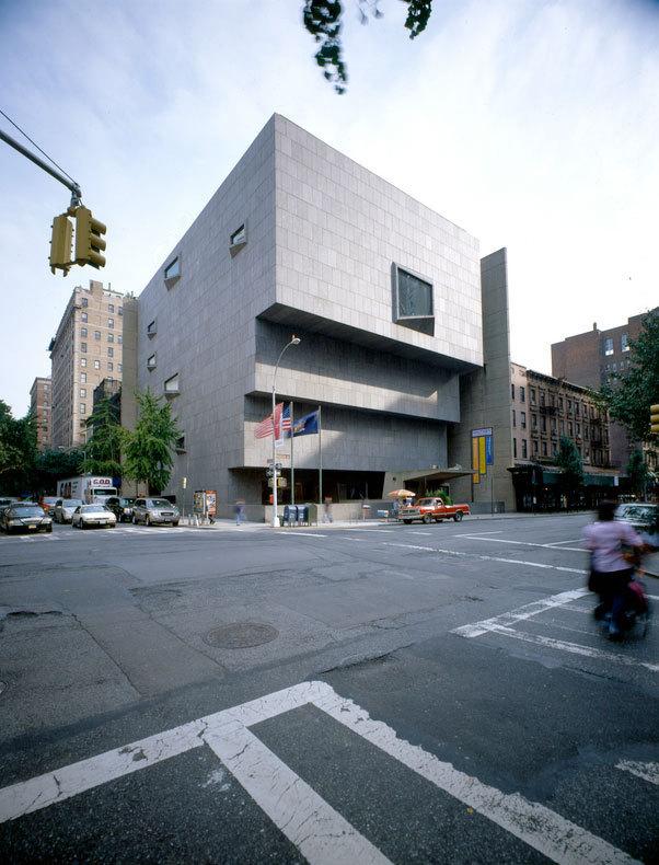 מרסל ברויר והמילטון סמית, מוזיאון וויטני, 1963-1966, שדרות מדיסון, ניו יורק