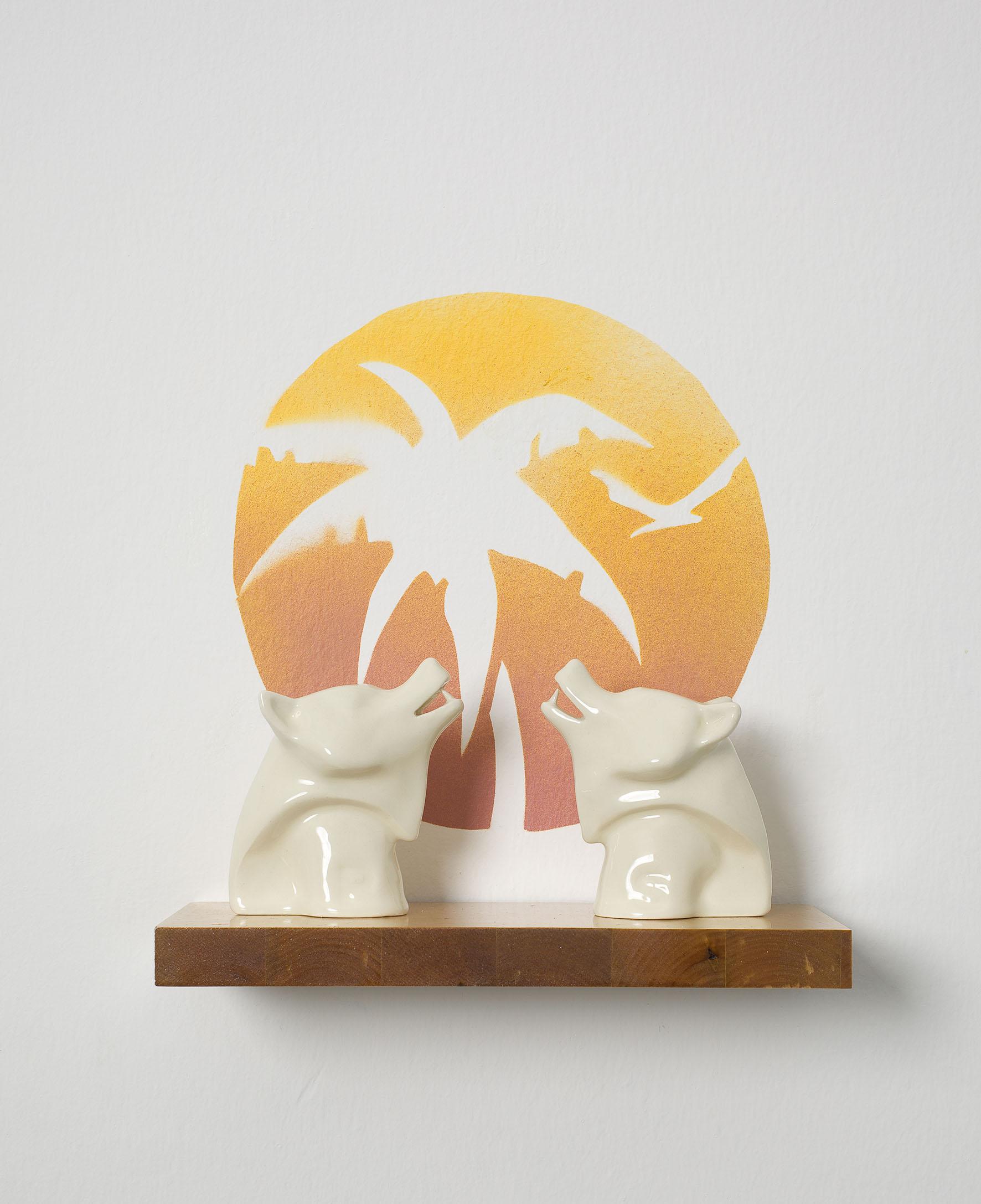 PS (pepperandsalt), ceramic, wood, spray paint, 30x10x20cm (2).jpg