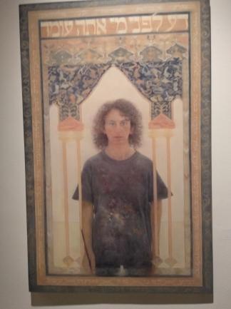 רות קסטנבאום בן-דב, שטיח תפילה 3,2003 ש.ב