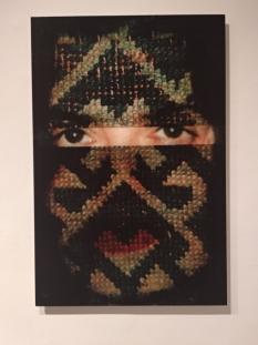 שולה קשת, דיוקן עצמי, 1999, צילום