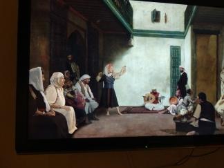 תמיר צדוק, חתונה יהודית במרוקו,2014, עבודת וידיאו