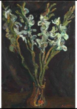 חיים סוטין, סייפנים, 1919 בקירוב, אוסף שמואל טץ, ניו יורק