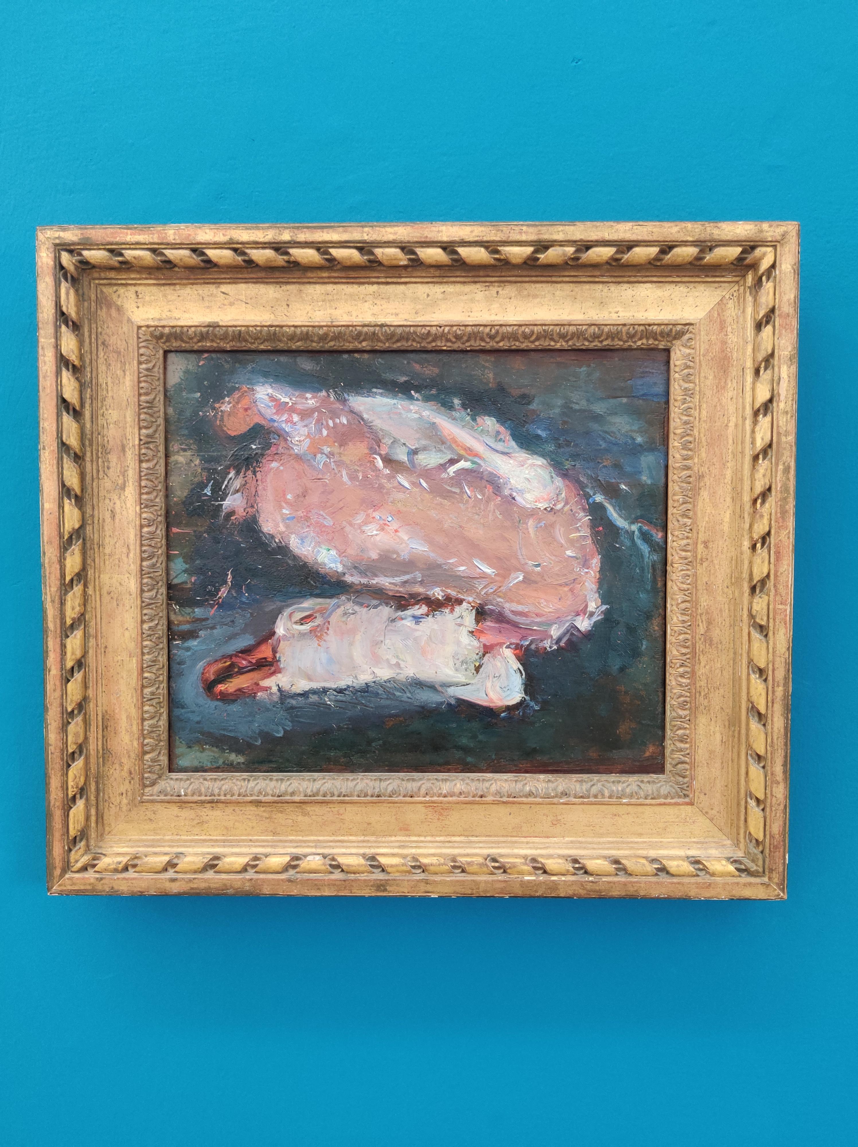 חיים סוטין, אווז מרוט נוצות, 1933 בקירוב, אוסף פרטי.jpg