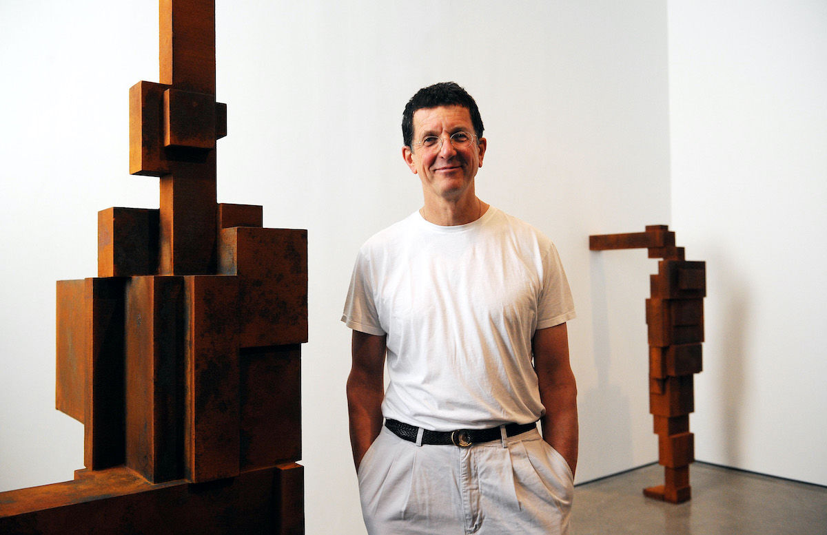 Art - Antony Gormley - London