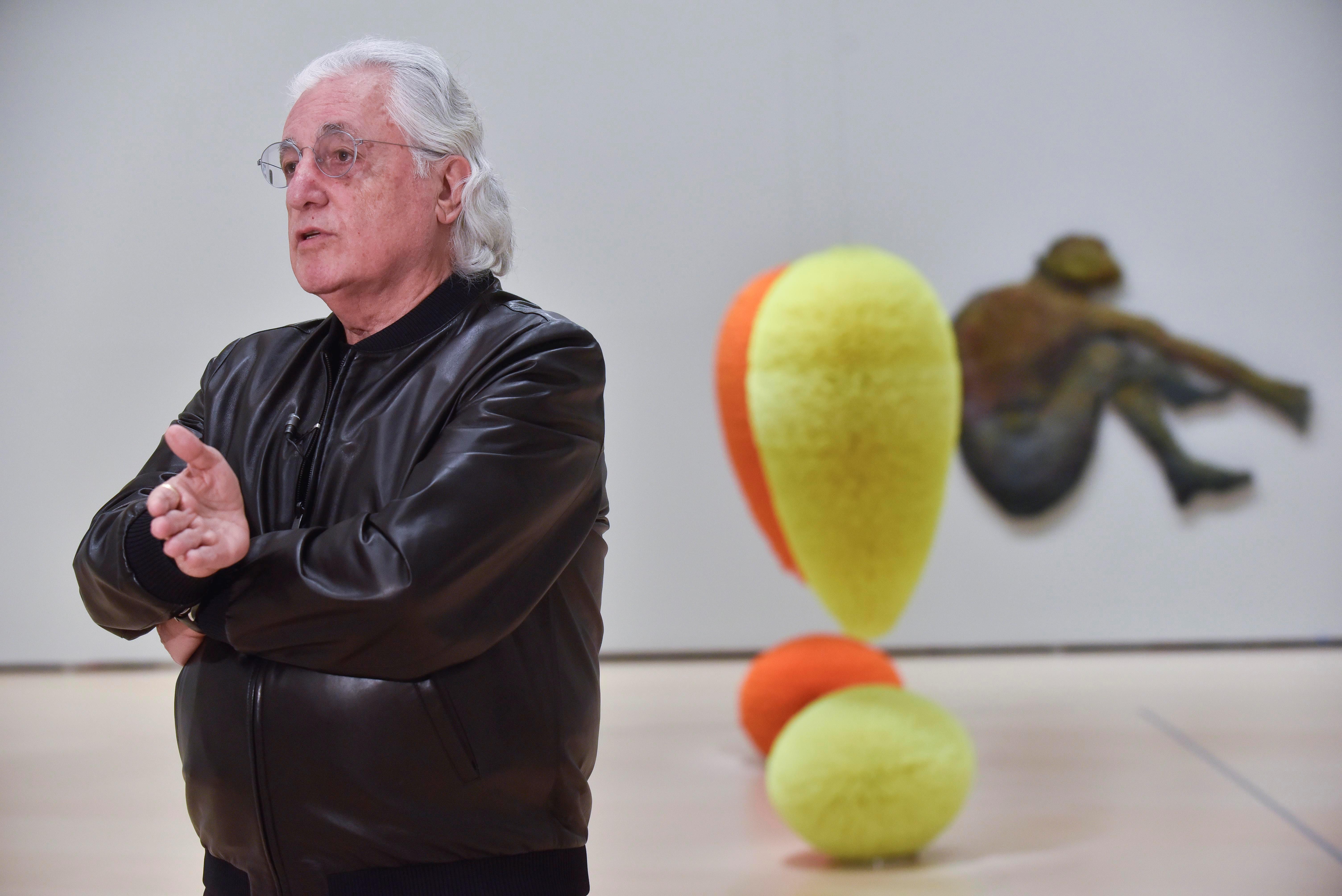 Guggenheim Museum Bilbao presents Richard Artschwager retrospective, Spain - 28 Feb 2020