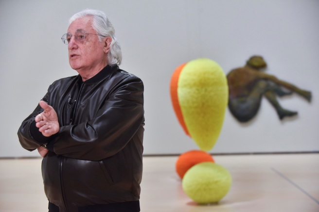 Guggenheim Museum Bilbao presents Richard Artschwager retrospective, Spain - 28 Feb 2020