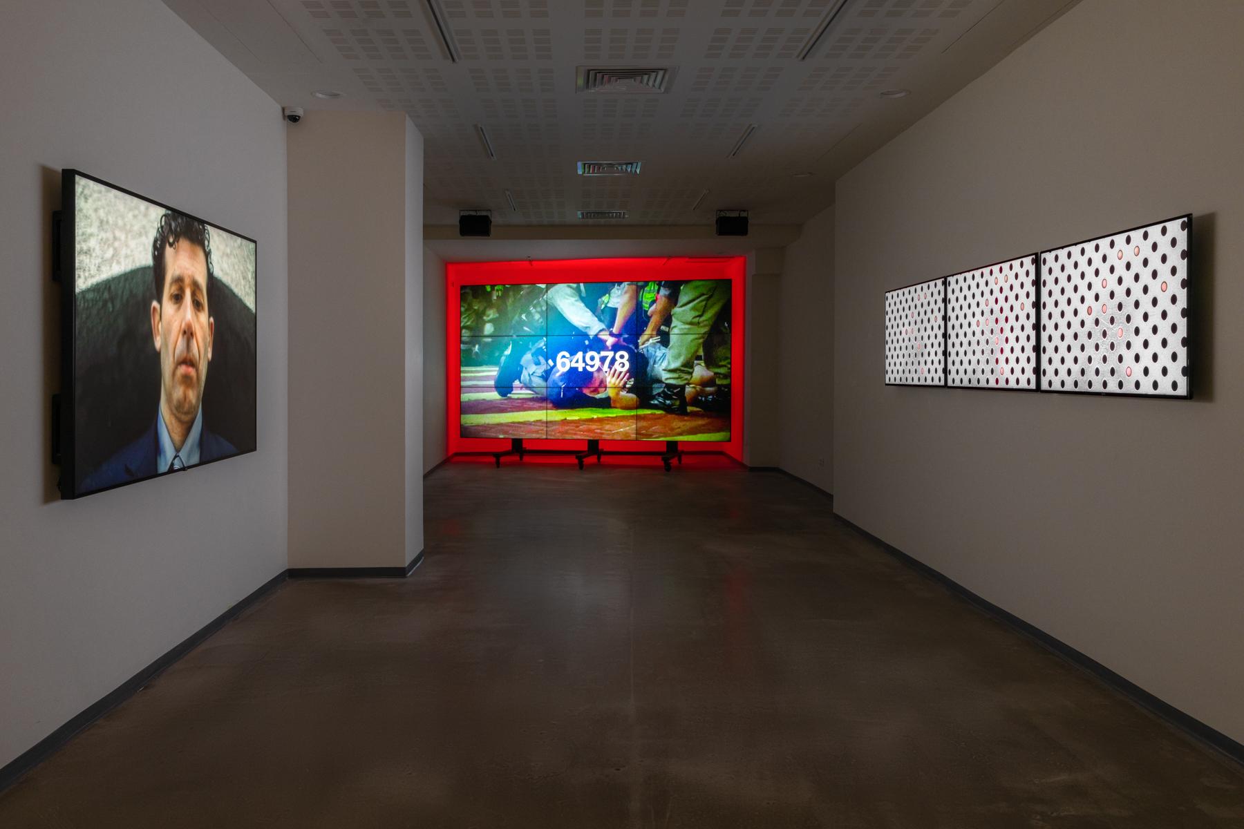 גלריה אחד העם 9 הגלריה החדשה של סמינר הקיבוצים