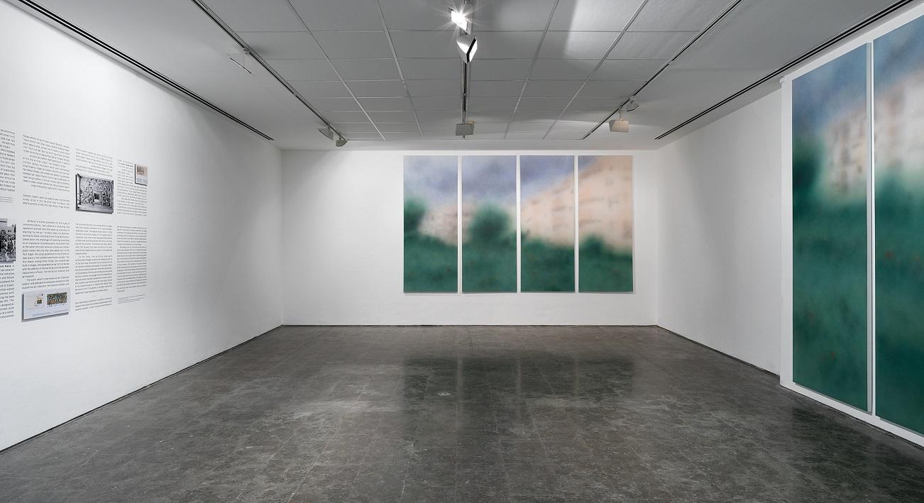 מתוך התערוכה של ילנה רוטנברג קרדיט צילום אלעד שריג